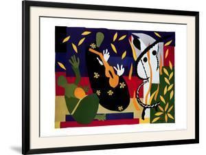 King's Sadness 1952 by Henri Matisse