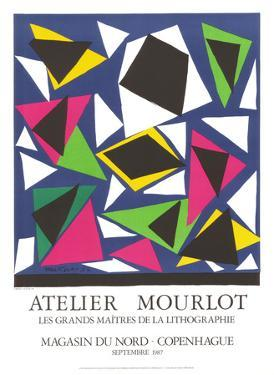 L'Escargot by Henri Matisse