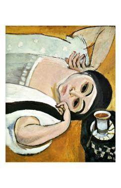 Laurette's Head by Henri Matisse