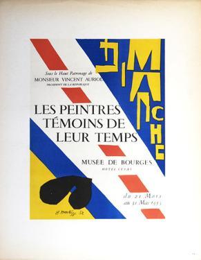 Les Peintres Temoins de leur Temps by Henri Matisse