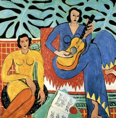 Music by Henri Matisse