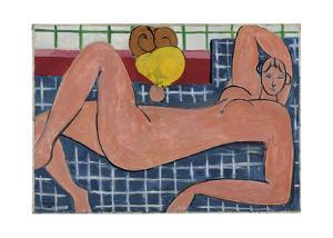 Nu Rose, 1935 by Henri Matisse