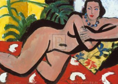 Nude with Palms, c.1936