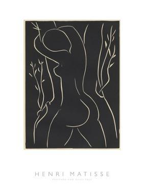 Pasiphae and Olive Tree by Henri Matisse