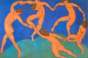 The Dance by Henri Matisse