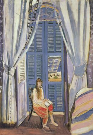 The French Window at Nice
