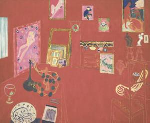 The Red Studio, 1911 by Henri Matisse