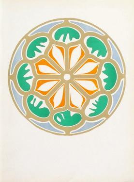 Verve - Rosace by Henri Matisse