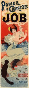 Advertising Poster for the Tissue Paper Job, C. 1900 by Henri Meunier