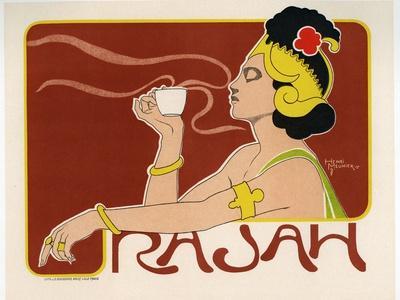 Rajah Coffee, 1897