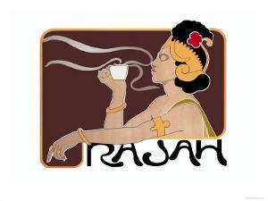 Rajah Coffee by Henri Meunier