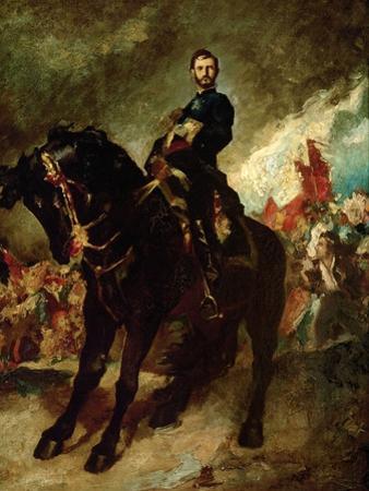 Juan Prim, October 8, 1868, 1869 by Henri Regnault