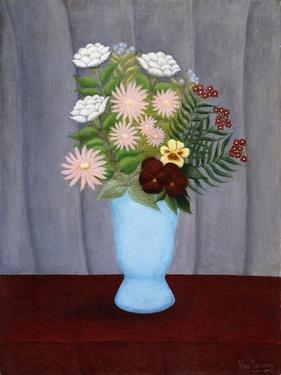 Garden Flowers; Fleurs De Jardin, C.1909-10 by Henri Rousseau