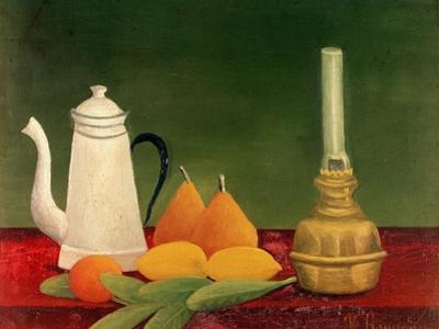 Still Life, 1910 by Henri Rousseau