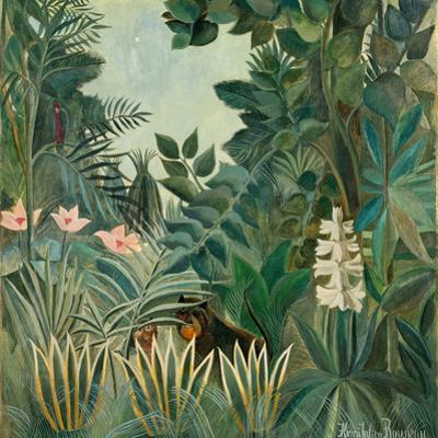 The Equatorial Jungle, 1909