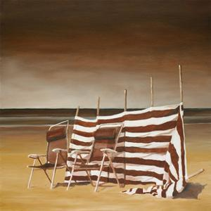Beach with Armchairs, 2009 by Henri Sarla