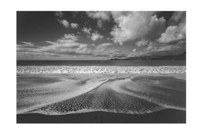 Baker Beach Surf - San Francisco Bay Beach by Henri Silberman