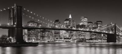 Brooklyn Bridge, 2007 by Henri Silberman