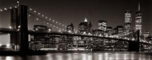 Brooklyn Bridge by Henri Silberman