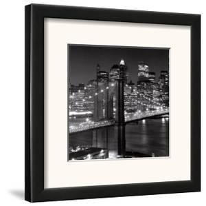 Brooklyn Bridge by Henri Silberman