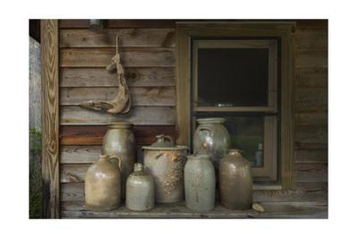 Ceramic Jugs Still-Life by Henri Silberman