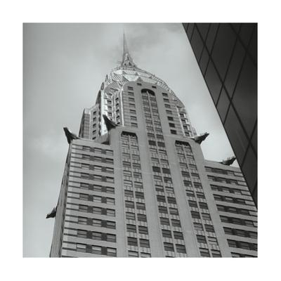 Chrysler Building Deco Birds