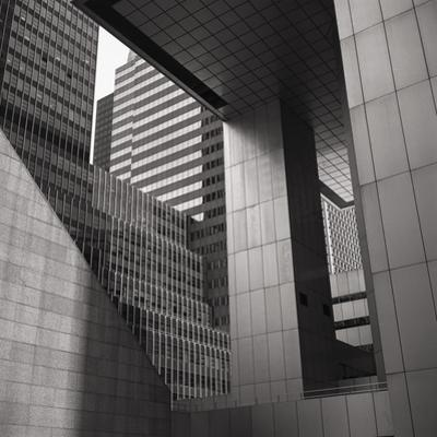 Citicorp Building Close-Up Abstract by Henri Silberman