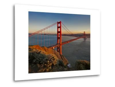 Golden Gate Bridge Afternoon by Henri Silberman