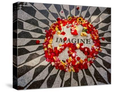 """Imagine"" Memorial Central Park by Henri Silberman"