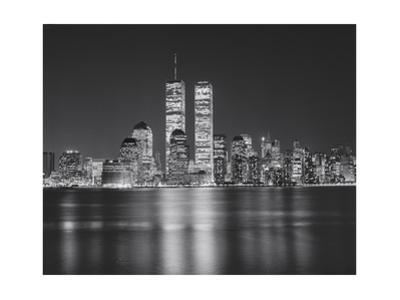 Manhattan, World Financial Center, Night - New York City, Landmarks at Night by Henri Silberman