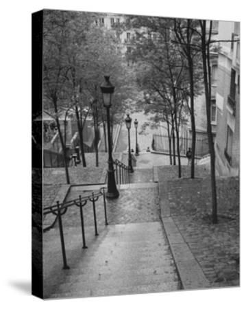 Montmartre Steps 2 - Paris, France