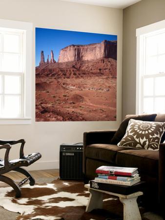 Monument Valley, Arizona Horseback Riders - Iconic Western Landscape