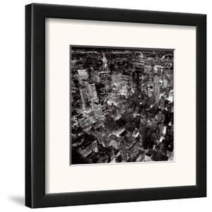 New York by Night by Henri Silberman
