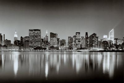 New York, New York, Manhattan East Side by Henri Silberman