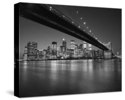 New York, New York, Manhattan Skyline