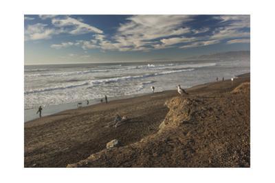 Ocean Beach Afternoon