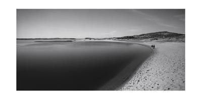 Point Reyes Abbotts Bay Panorama by Henri Silberman