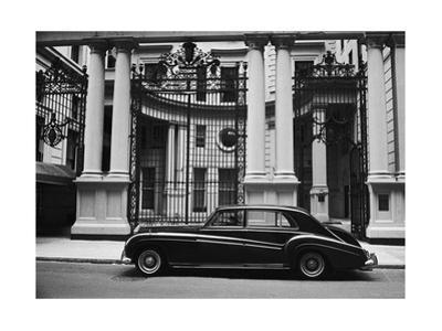 Rolls Royce Manhattan Club Nyc by Henri Silberman
