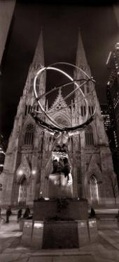 Saint Patrick's Cathedral, New York City by Henri Silberman