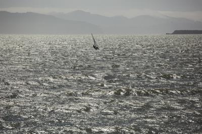 San Francisco Bay 2 (Wind Surfer) by Henri Silberman