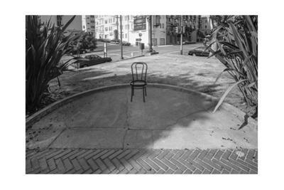 San Francisco Street Chair by Henri Silberman