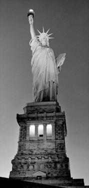 Statue of Liberty by Henri Silberman