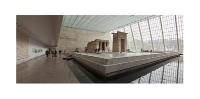 Temple of Dendor, Metroolitan Museum of Art (Egyptian Archaeology, Art) by Henri Silberman