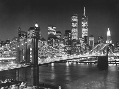 Top View, Brooklyn Bridge