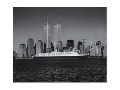 World Financial Center Cunard Line by Henri Silberman