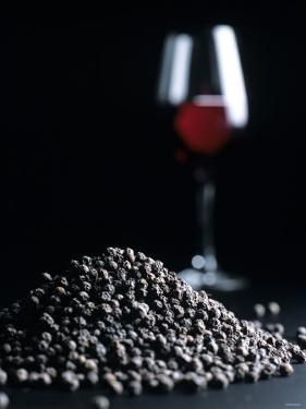 Red Wine Bouquet: Peppercorns by Henrik Freek