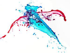 Color Splash by Henrik Sorensen