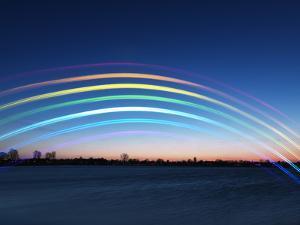 Light Traces by Henrik Sorensen