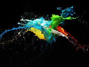 Mixing Liquids by Henrik Sorensen
