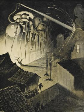 [The War Of the Worlds by Henrique Alvim-Correa